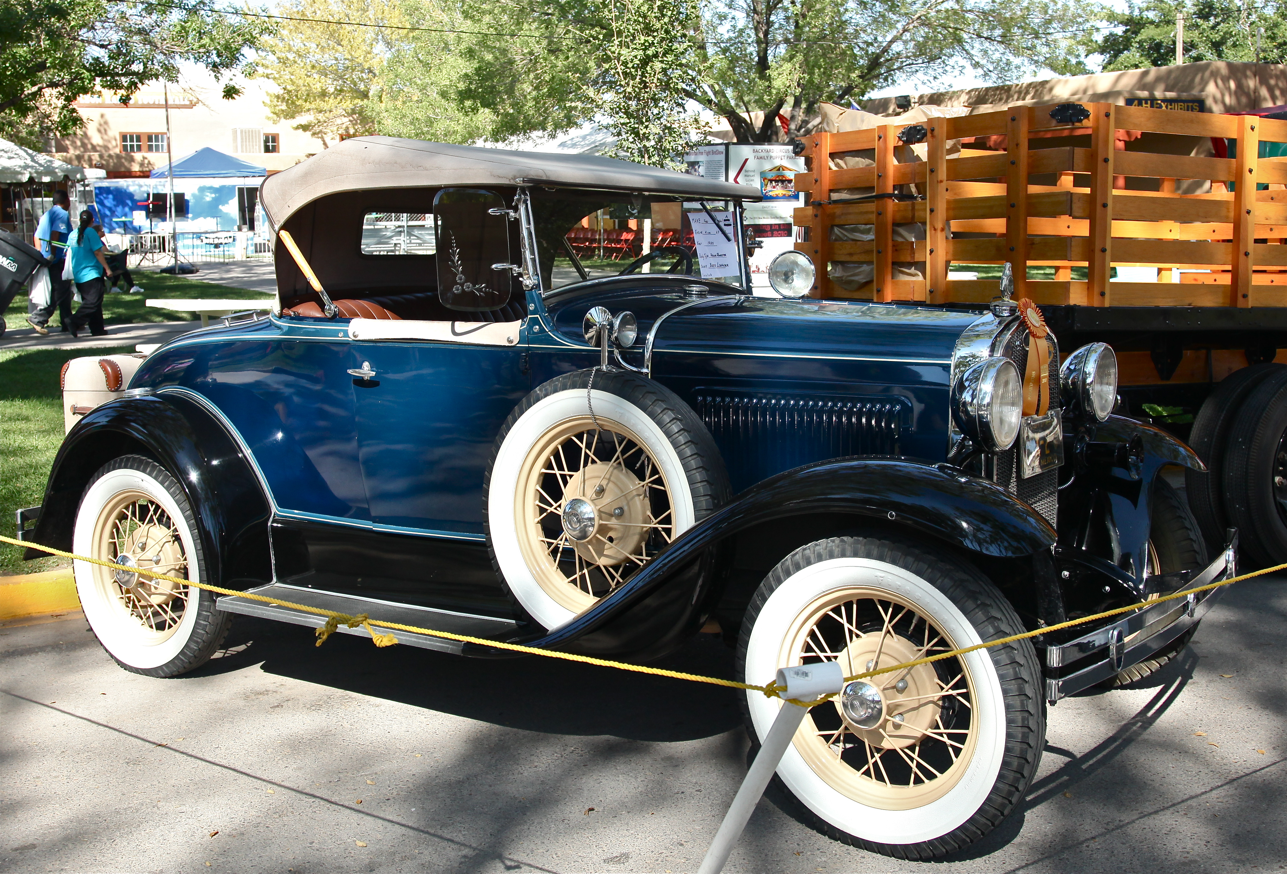 New mexico state fair photo flurries for Warren midtown motors ford