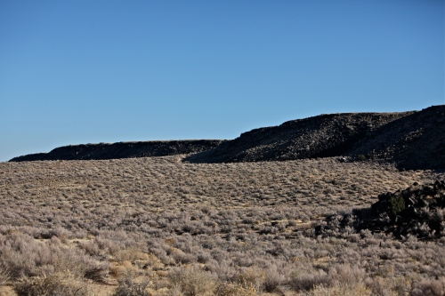 Rinconda Canyon, Petroglyph National Monument.