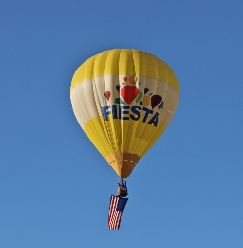 Albuquerque International Balloon Fiesta, October 8, 2011