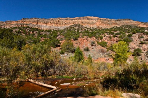 Jemez fall colors