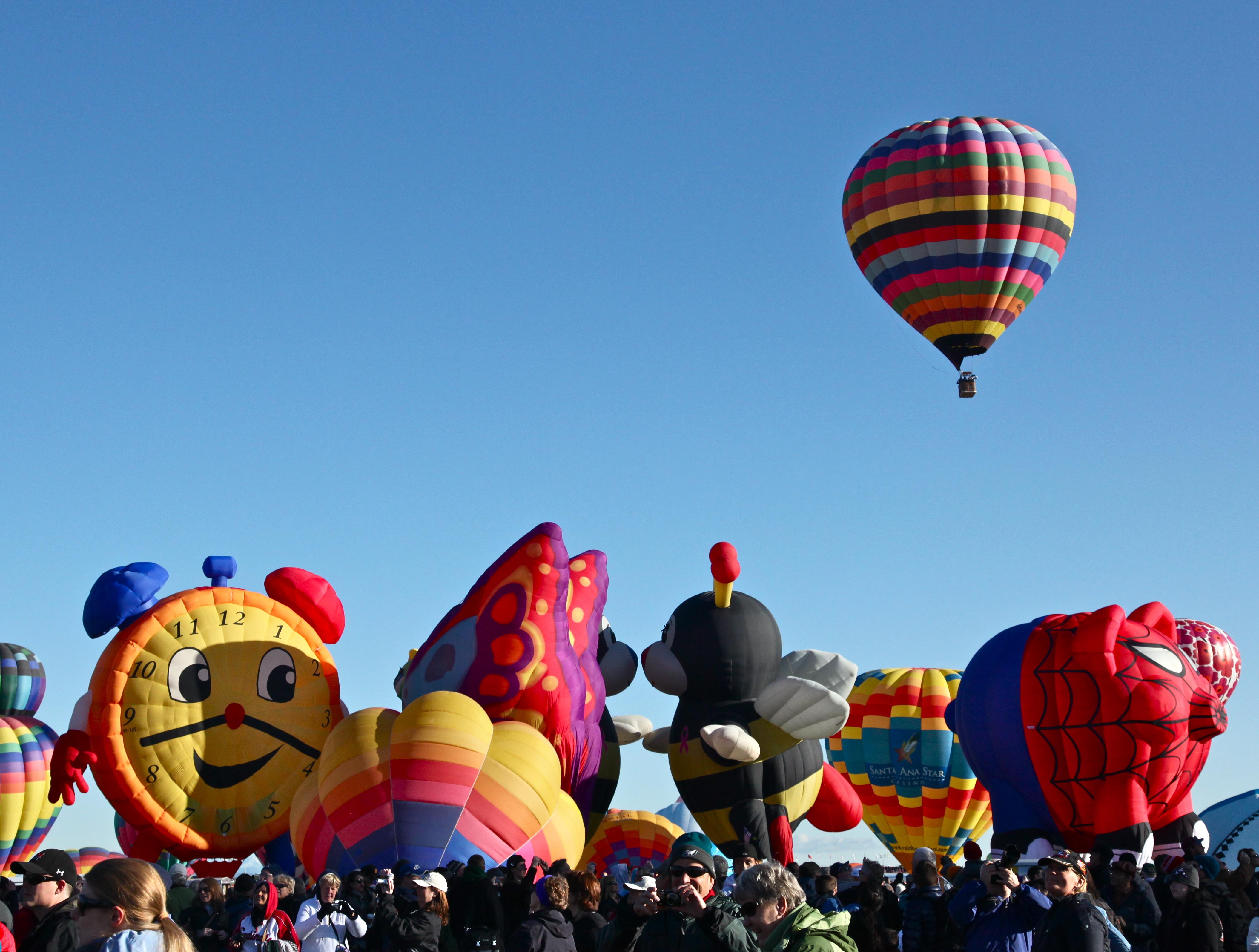 Fan That Blows Cold Air >> Hot air balloons | Photo Flurries