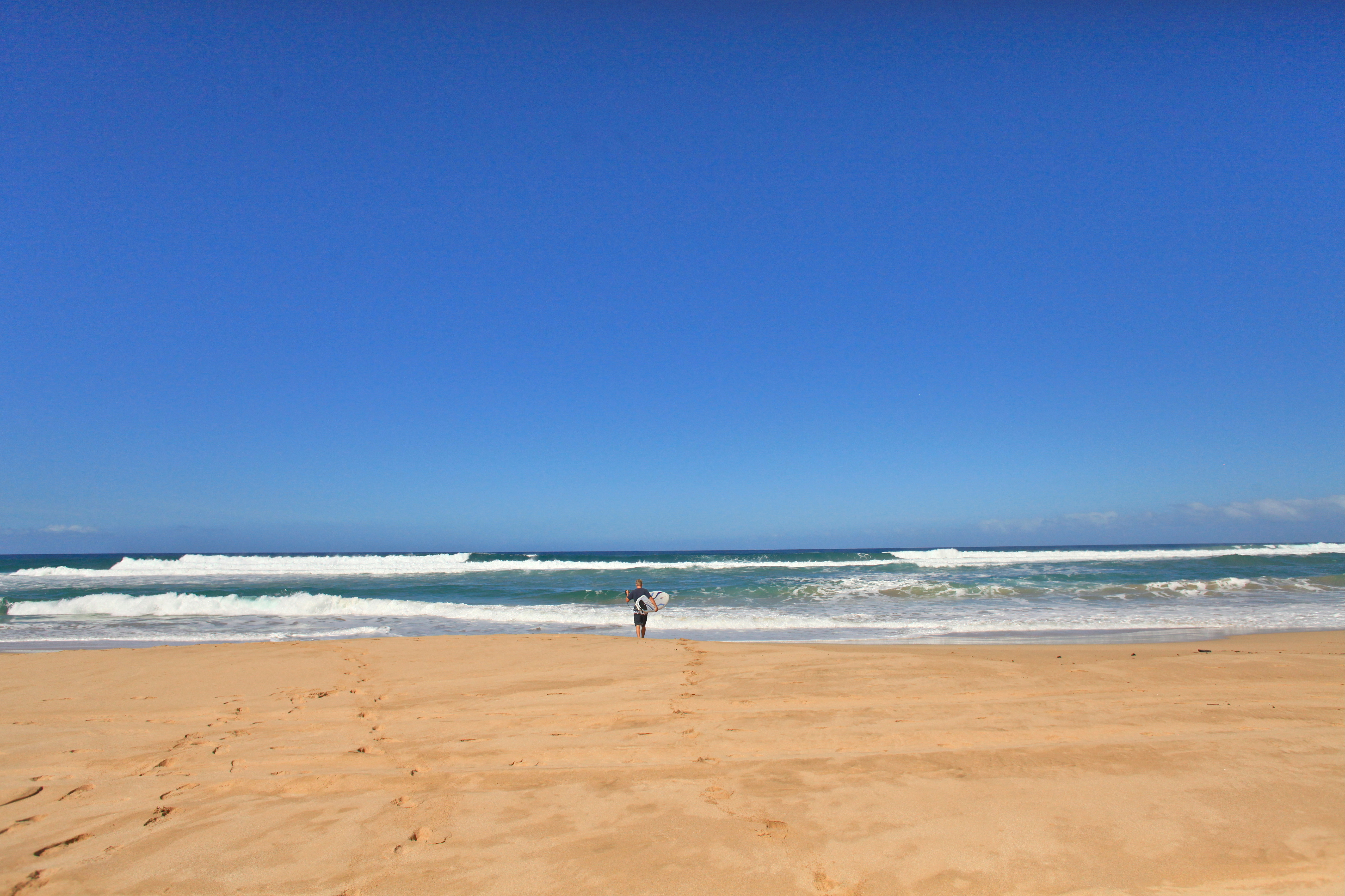 Christmas Day at Polihale Beach | Photo Flurries